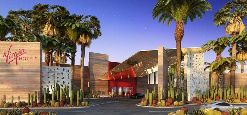 Pembukaan Casino Baru Virgin Las Vegas Hotel