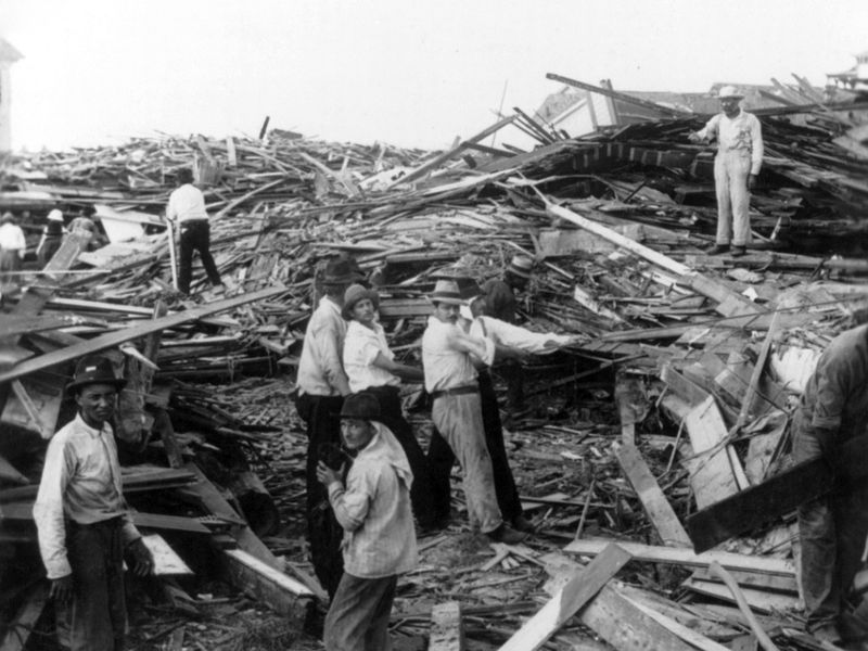 Mengenal Badai Great Galveston Yang Mematikan Dalam Sejarah Di Amerika